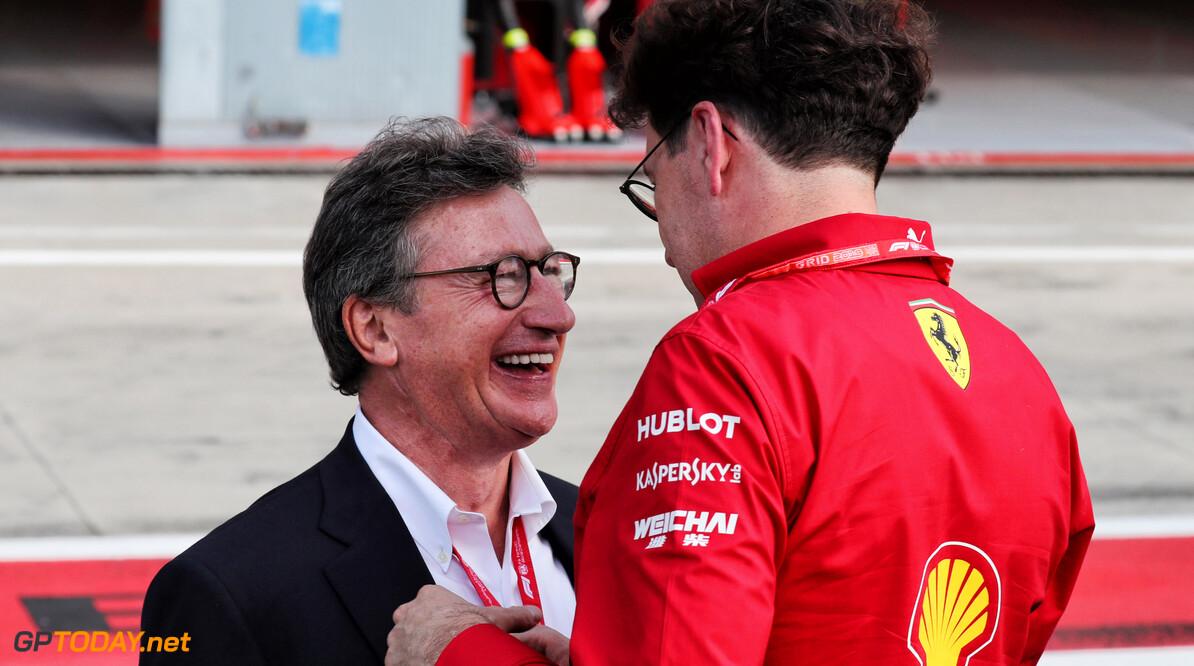 """Ferrari voorziet verdere kostenbesparingen in F1: """"Anders gaat de sport langzaam dood"""""""