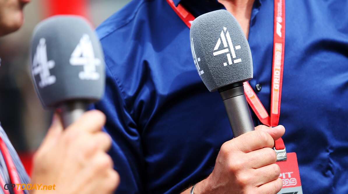 Channel 4 announces new multi-year deal to show highlights, live British GP