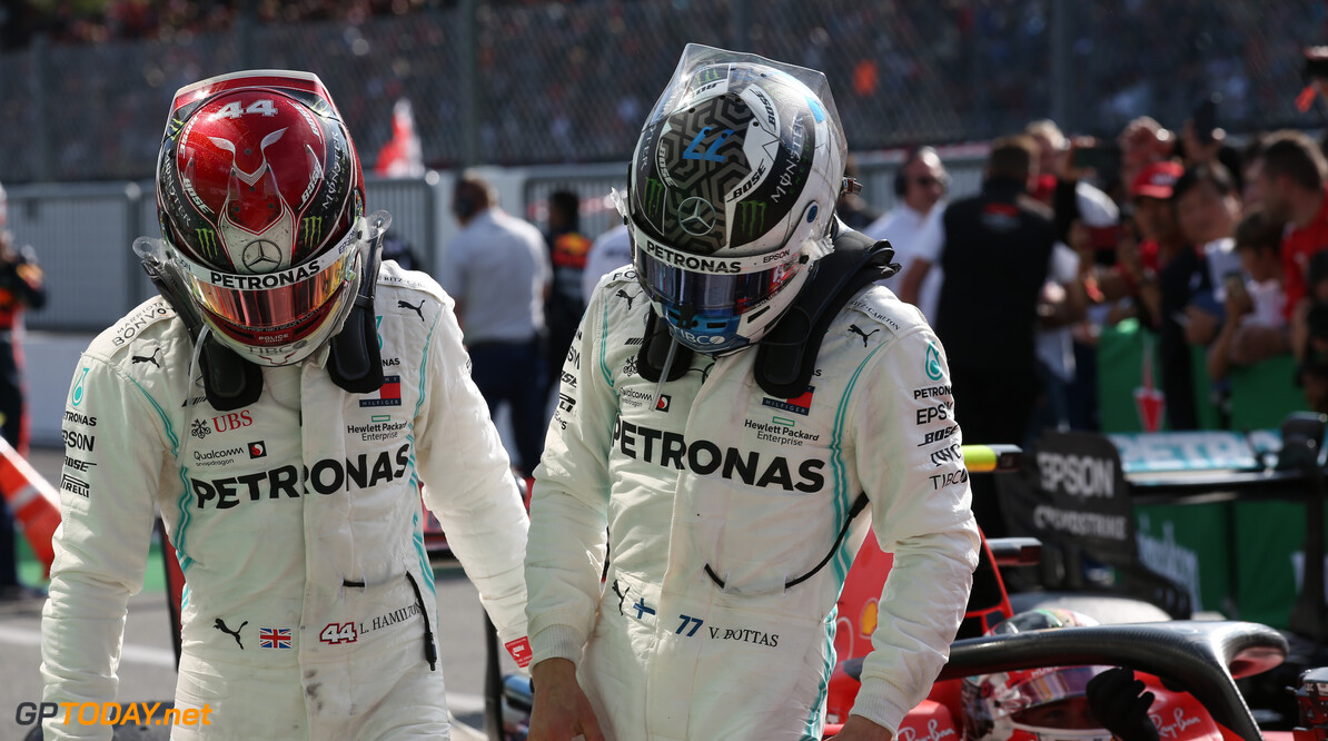 Bottas: Better not to focus on championship gap