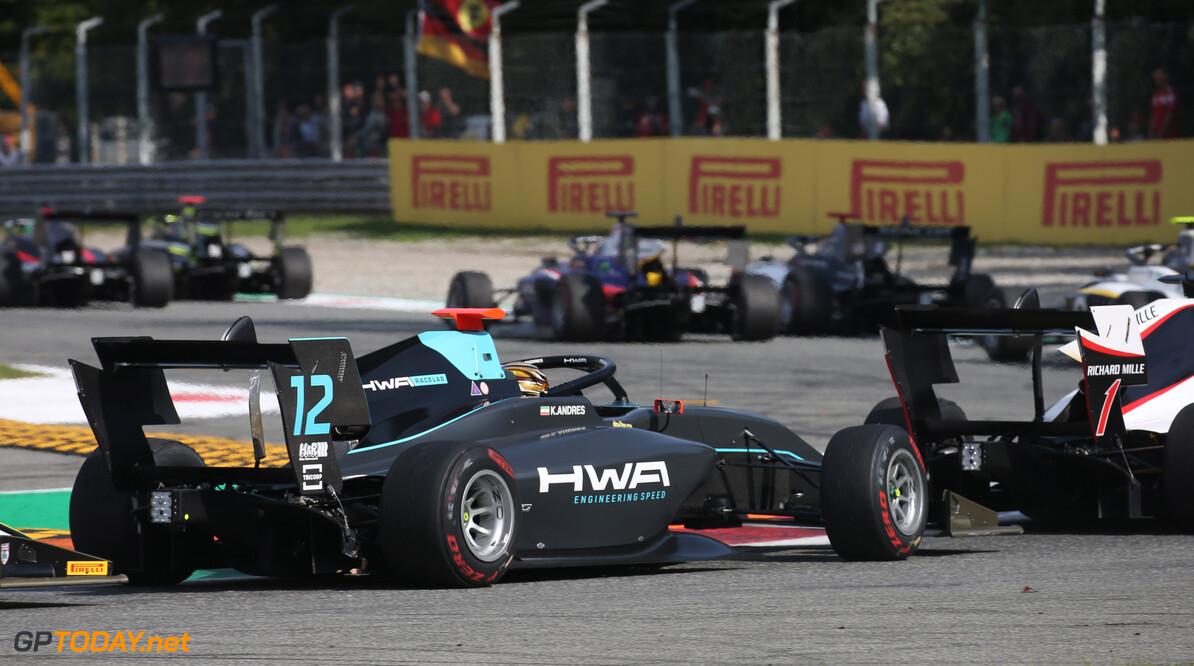 Formula 3 reveals 2020 race schedule