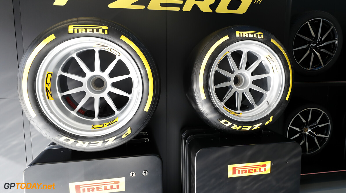 <b>Video:</b> Pirelli begins testing of 18-inch tyres