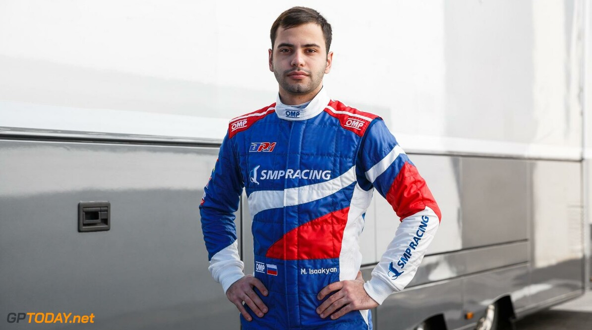 Isaakyan joins Sauber Junior Team for Sochi and Abu Dhabi