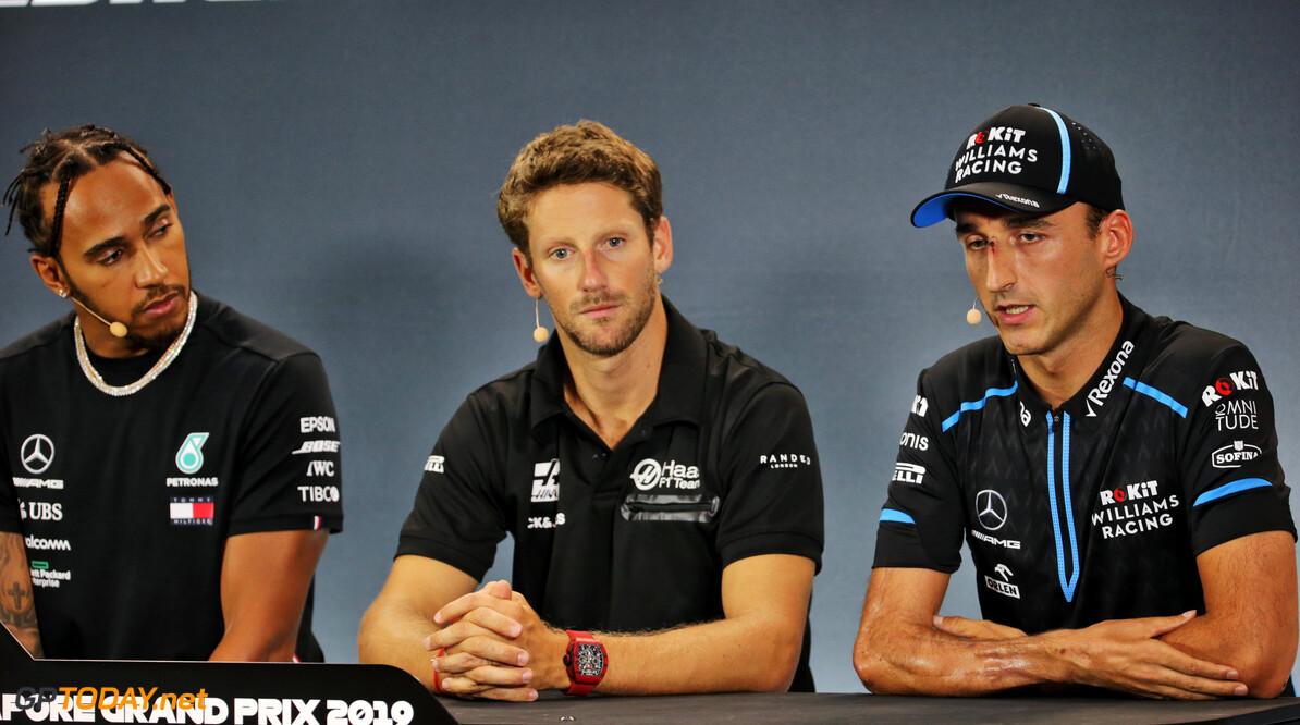 Grosjean ziet Hamilton als een van de vijf beste coureurs aller tijden