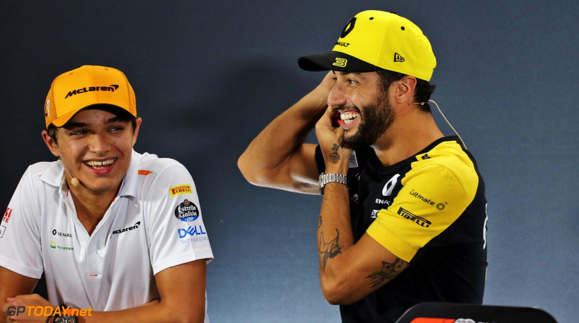 Brown in favour of Ricciardo/Norris entry for Bathurst 1000