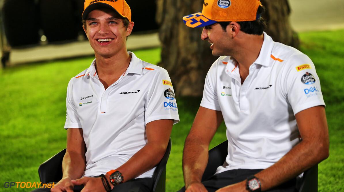 Qualifying performances shows calibre of McLaren drivers - Seidl