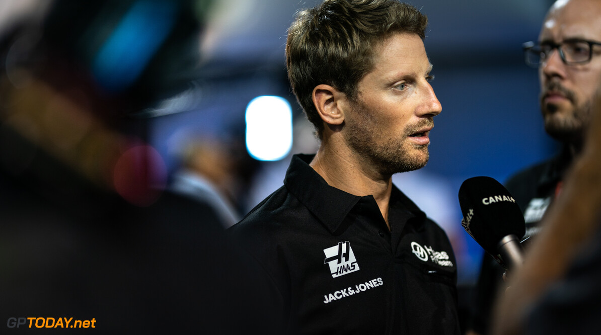Grosjean reveals DTM was his 'Plan B'