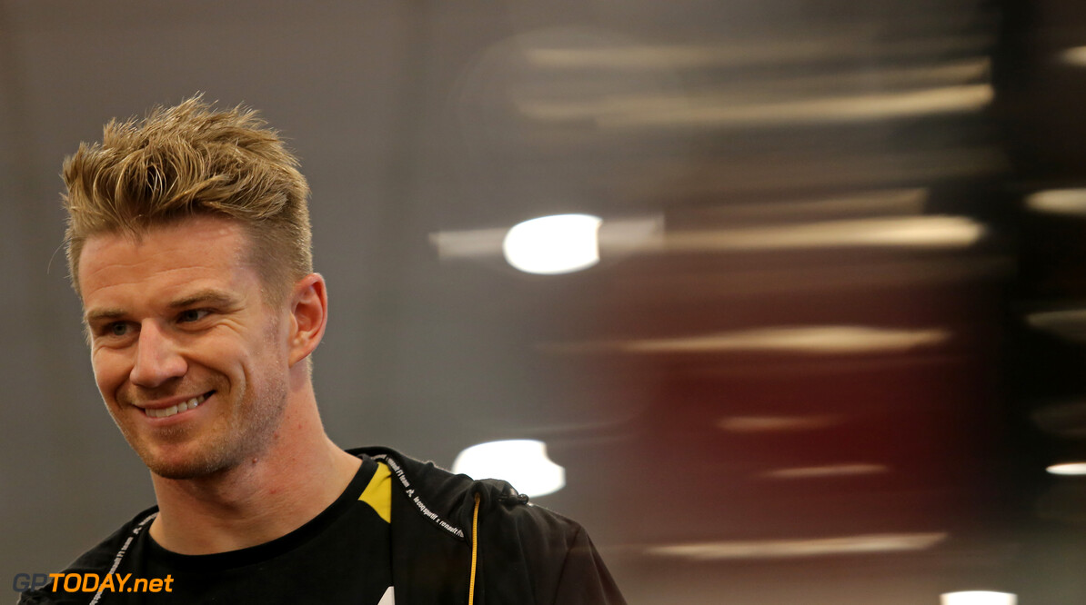 Formula One World Championship Nico Hulkenberg (GER), Renault Sport F1 Team  19.09.2019. Formula 1 World Championship, Rd 15, Singapore Grand Prix, Marina Bay Street Circuit, Singapore, Preparation Day. - www.xpbimages.com, EMail: requests@xpbimages.com - copy of publication required for printed pictures. Every used picture is fee-liable. (C) Copyright: Charniaux / XPB Images Motor Racing - Formula One World Championship - Singapore Grand Prix - Preparation Day - Singapore, Singapore xpb.cc Singapore Singapore  Formel1 Formel F1 Formula 1 Formula1 GP Grand Prix one Marina Bay Street Circuit September Thursday Singapore 19 9 09 2019 Portrait