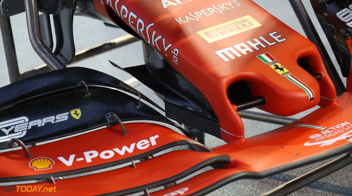 Ferrari brings new nose design to Singapore