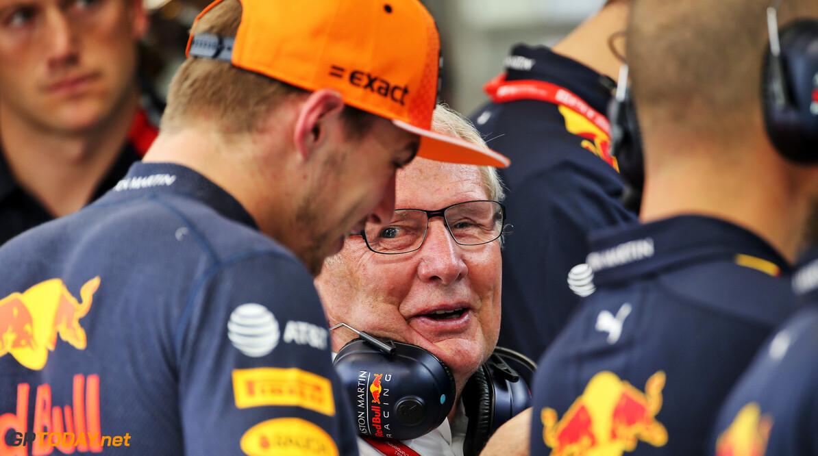 """Marko: """"Verrast door snelheid Ferrari over één ronde"""""""