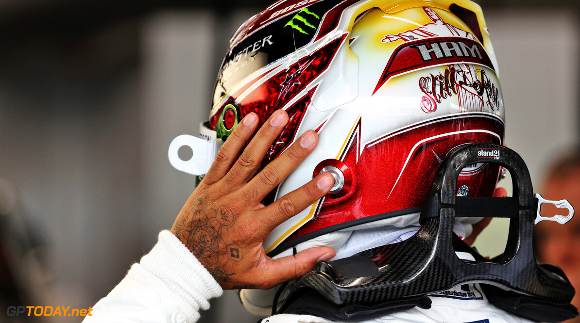 Hamilton searching for minor gains after 'solid' Friday