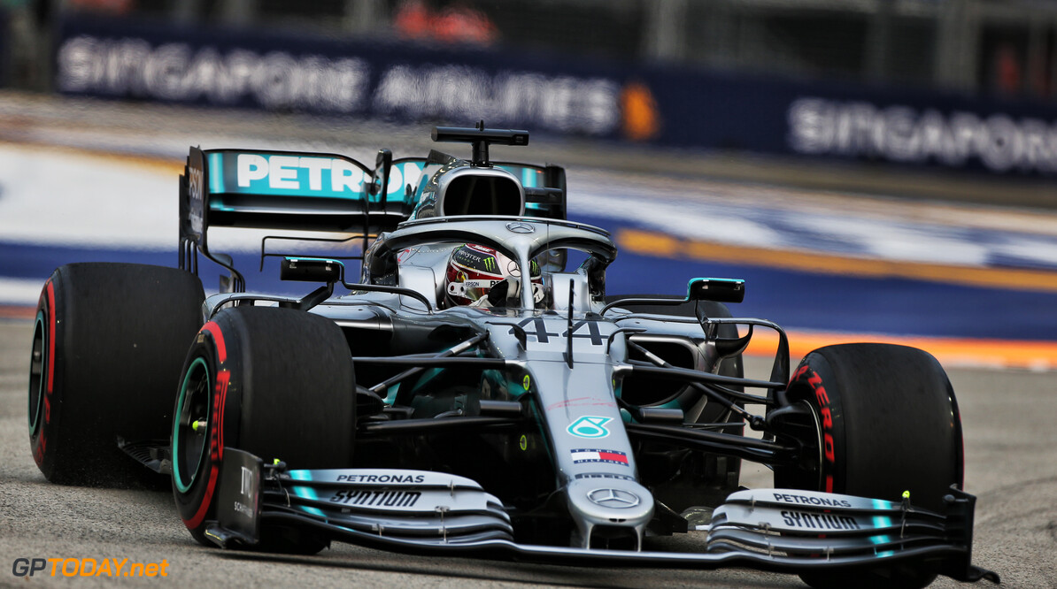 <strong>FP2:</strong> Hamilton on top ahead of Verstappen