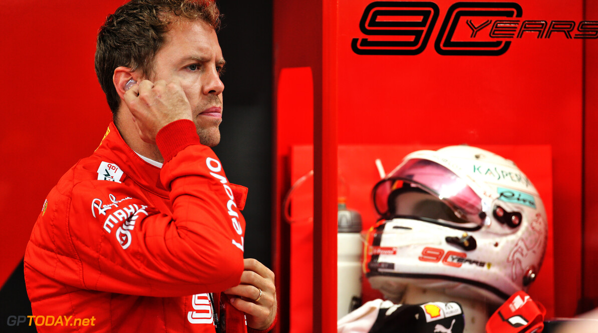 Vettel reveals 'handwritten letters from fans' gave him renewed energy and belief