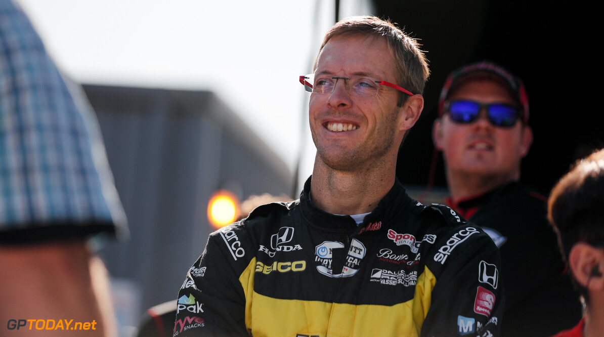 Bourdais parts ways with Dale Coyne Racing