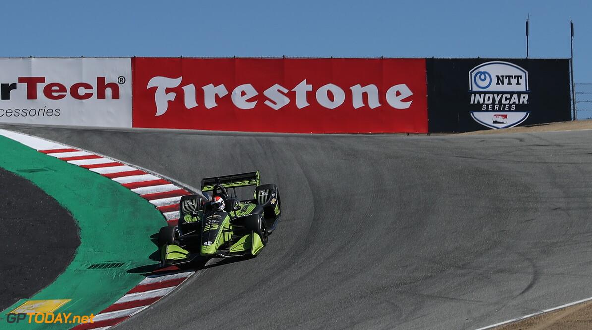 Chris Jones Salinas USA  IndyCar Firestone Grand Prix of Monterey at Laguna Seca