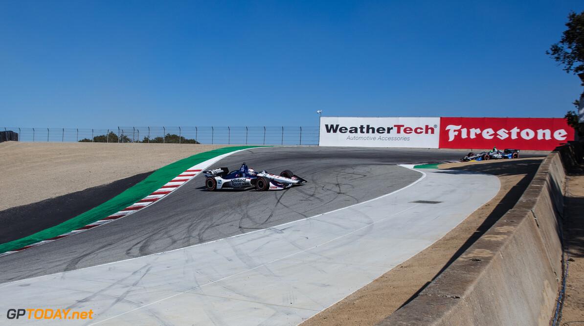 2019 Firestone Grand Prix of Monterey  Stephen King Monterey United States of America  2019 INDYCAR WeatherTech Laguna Seca
