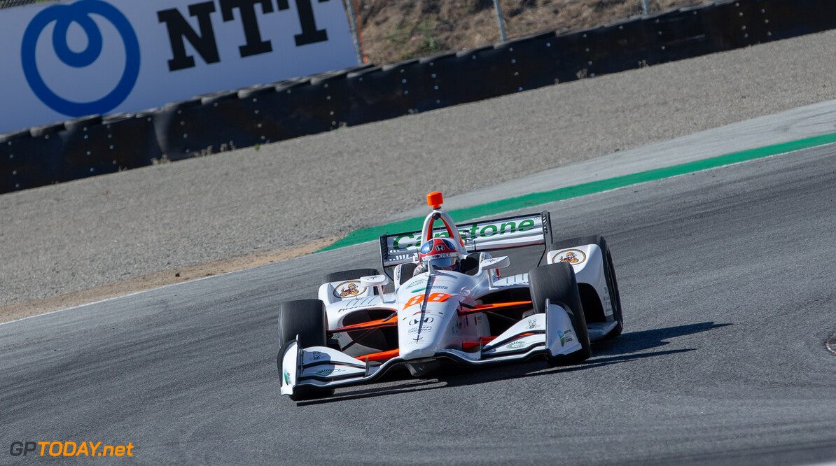 <strong>Firestone Grand Prix of Monterey:</strong> Herta wins at Laguna Seca, Newgarden secures second title