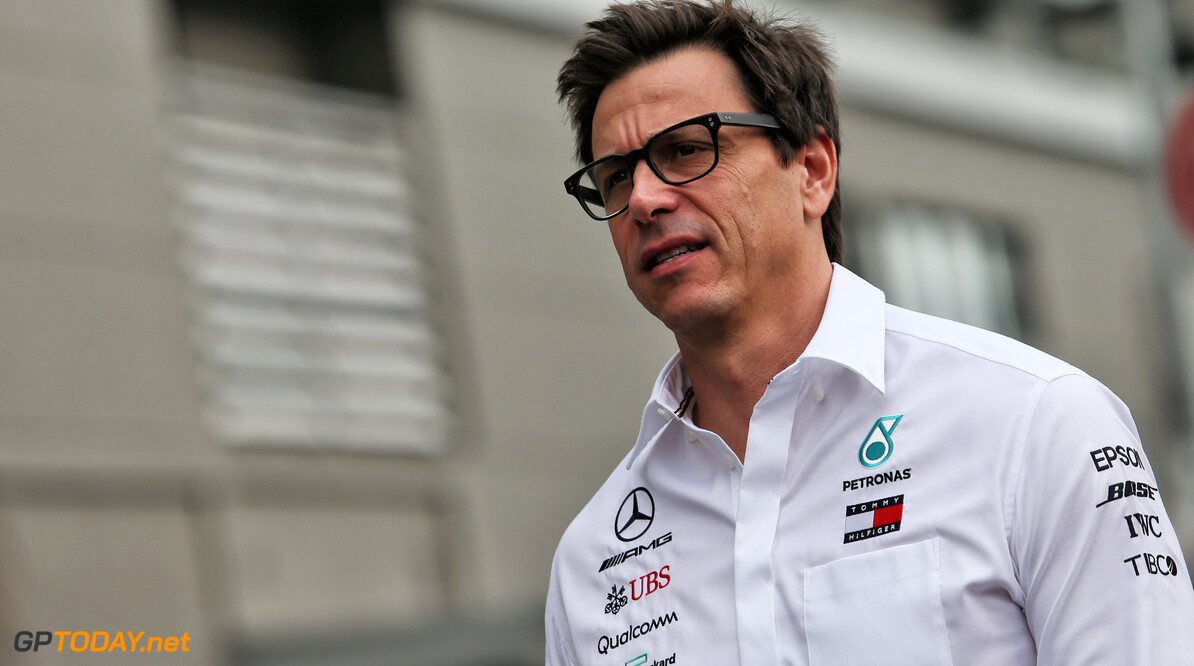 2021 regulations a 'starting point' - Toto Wolff