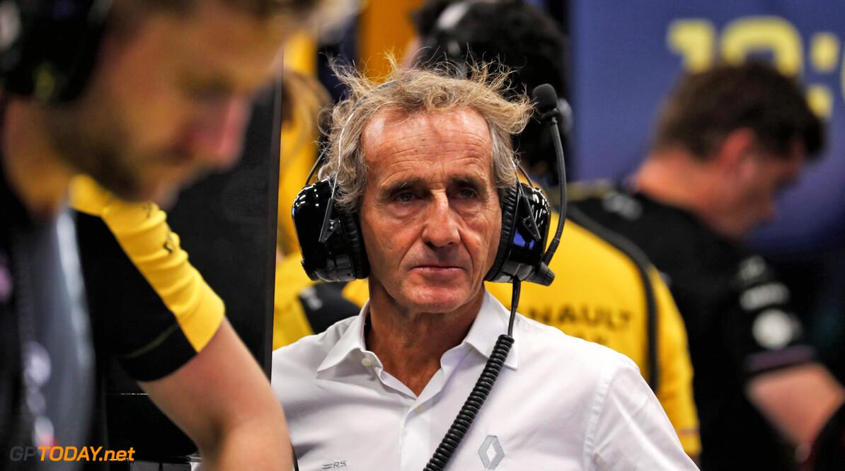Alain Prost wil Esteban Ocon naar de top begeleiden