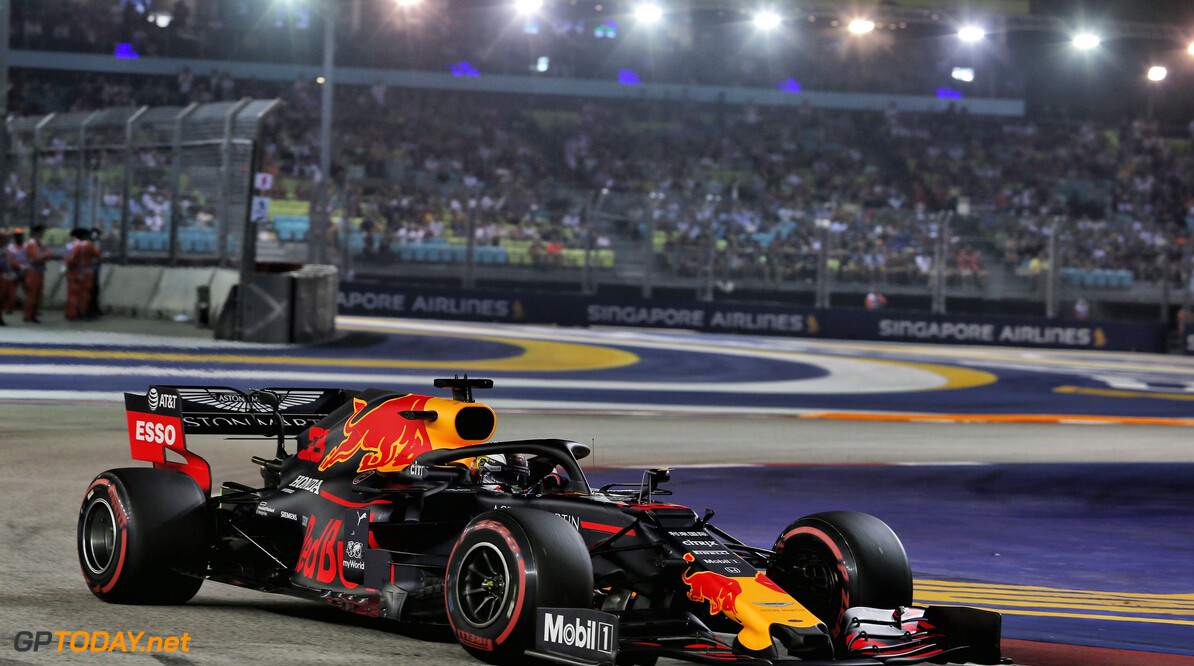 """Max Verstappen enorm teleurgesteld: """"We komen hier om te winnen"""""""