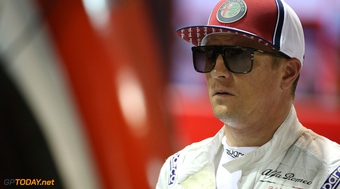 Raikkonen: Good things coming for Alfa Romeo in 2020