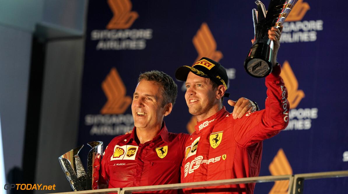 <b>Rapport Singapore 2019</b>: Ferrari slaat slag in Singapore
