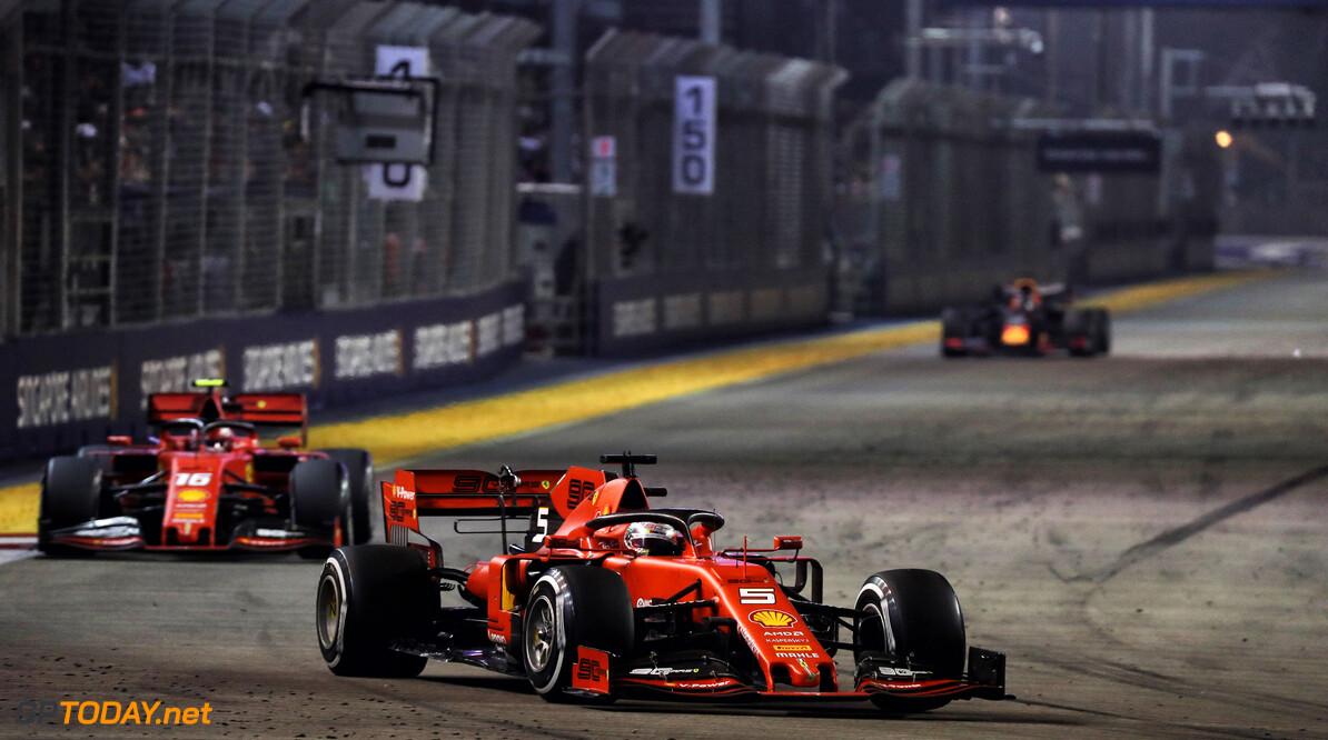 Mika Hakkinen ziet Ferrari op dit moment als sterkste team in Formule 1