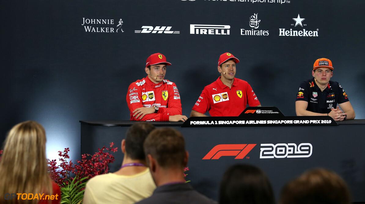 """Verstappen: """"Dit was onze slechtste race sinds de Franse Grand Prix"""""""
