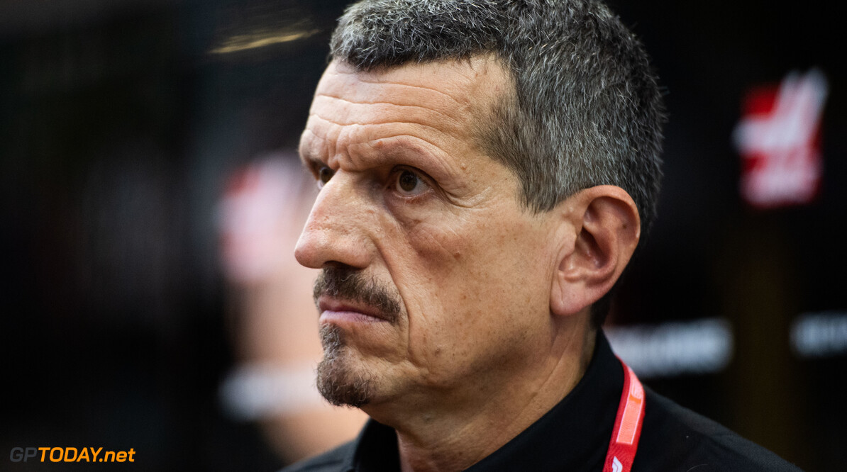 2019 Singapore GP SINGAPORE STREET CIRCUIT, SINGAPORE - SEPTEMBER 19: Guenther Steiner, Team Principal, Haas F1 during the Singapore GP at Singapore Street Circuit on September 19, 2019 in Singapore Street Circuit, Singapore. (Photo by Simon Galloway / Motorsport Images) 2019 Singapore GP Simon Galloway  Singapore  Portrait