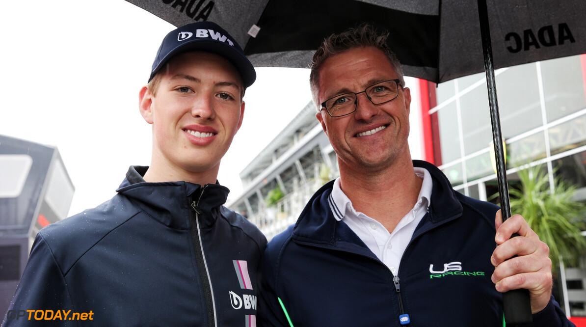 David Schumacher debuteert in Rusland bij Campos in Formule 3