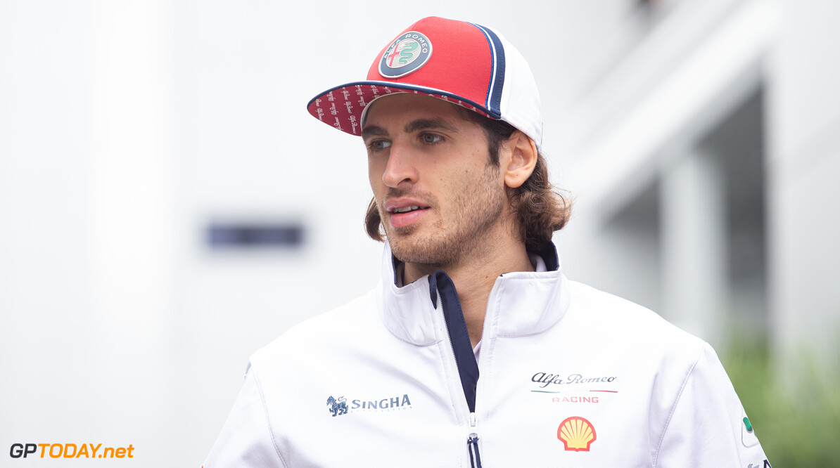 Giovinazzi: More Monza, Singapore-esque drives should ensure 2020 seat