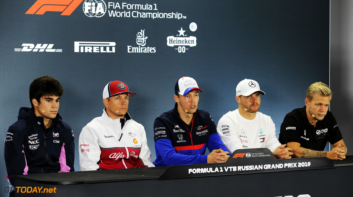 Press conference schedule for 2019 Japanese Grand Prix