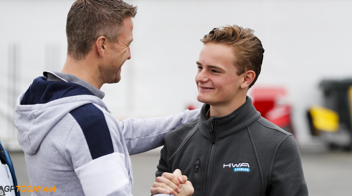 Bent Viscaal debuteert namens Trident Motorsport in F2