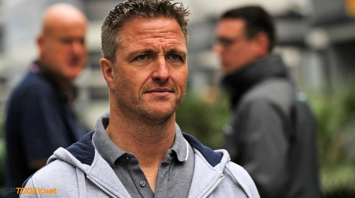 "Ralf Schumacher: ""Red Bull moet eigen motor bouwen"""