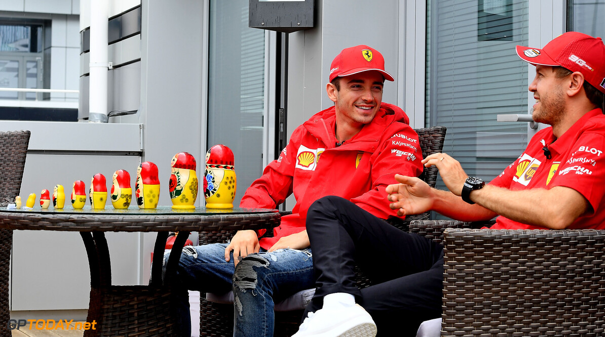 GP RUSSIA F1/2019 -  GIOVED? 26/09/2019   GP RUSSIA F1/2019 -  GIOVED? 26/09/2019   credit: @Scuderia Ferrari Press Office GP RUSSIA F1/2019 -  GIOVED? 26/09/2019   (C) FOTO COLOMBO IMAGES ADLER RUSSIA