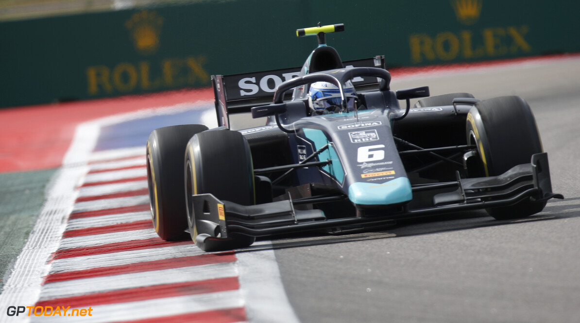 <strong>Practice:</strong> Latifi leads DAMS 1-2
