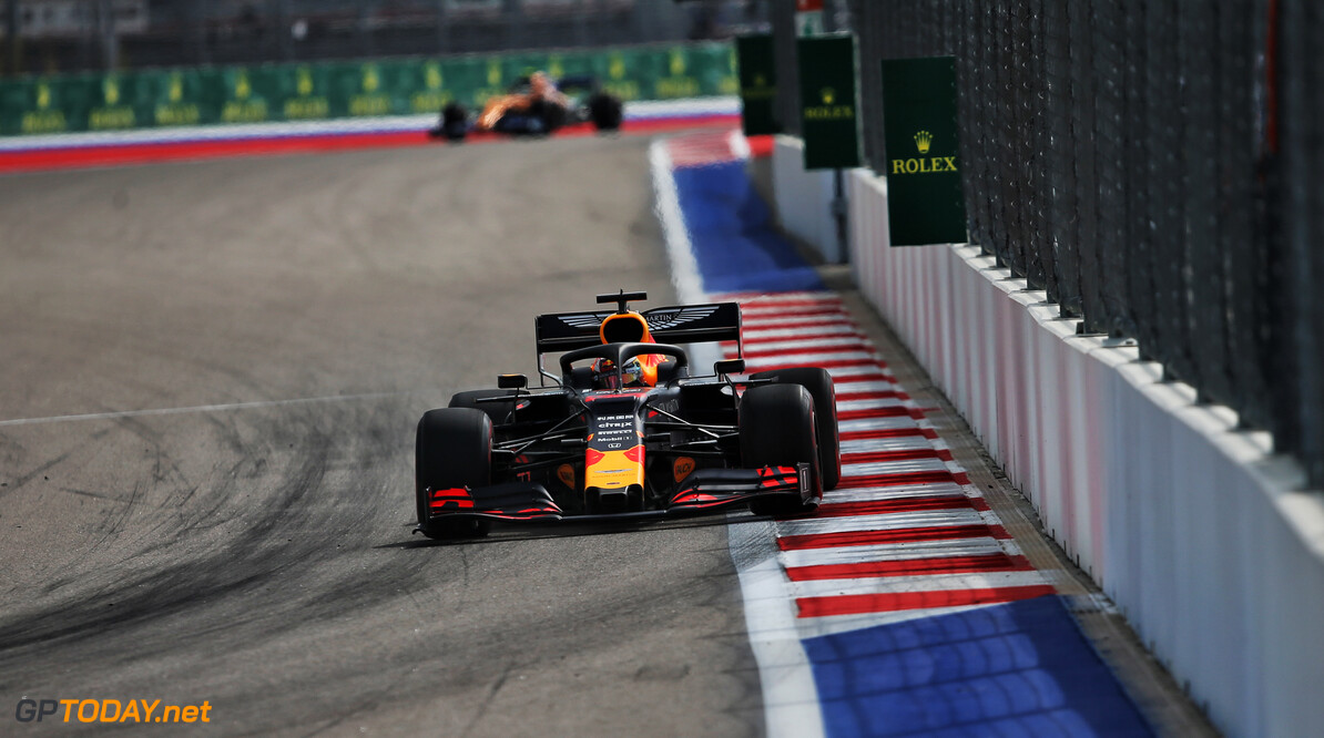 <strong>FP2:</strong> Verstappen three-tenths clear of the field