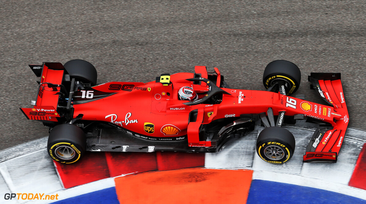 <strong>FP3:</strong> Leclerc leads Ferrari 1-2 ahead of qualifying