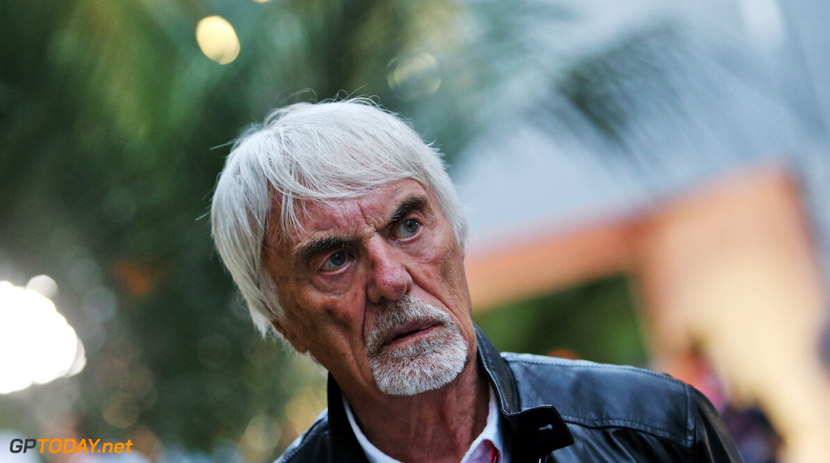 """Olav Mol en Bernie Eccelstone zijn het eens: """"Duurde te lang en schandalig"""""""