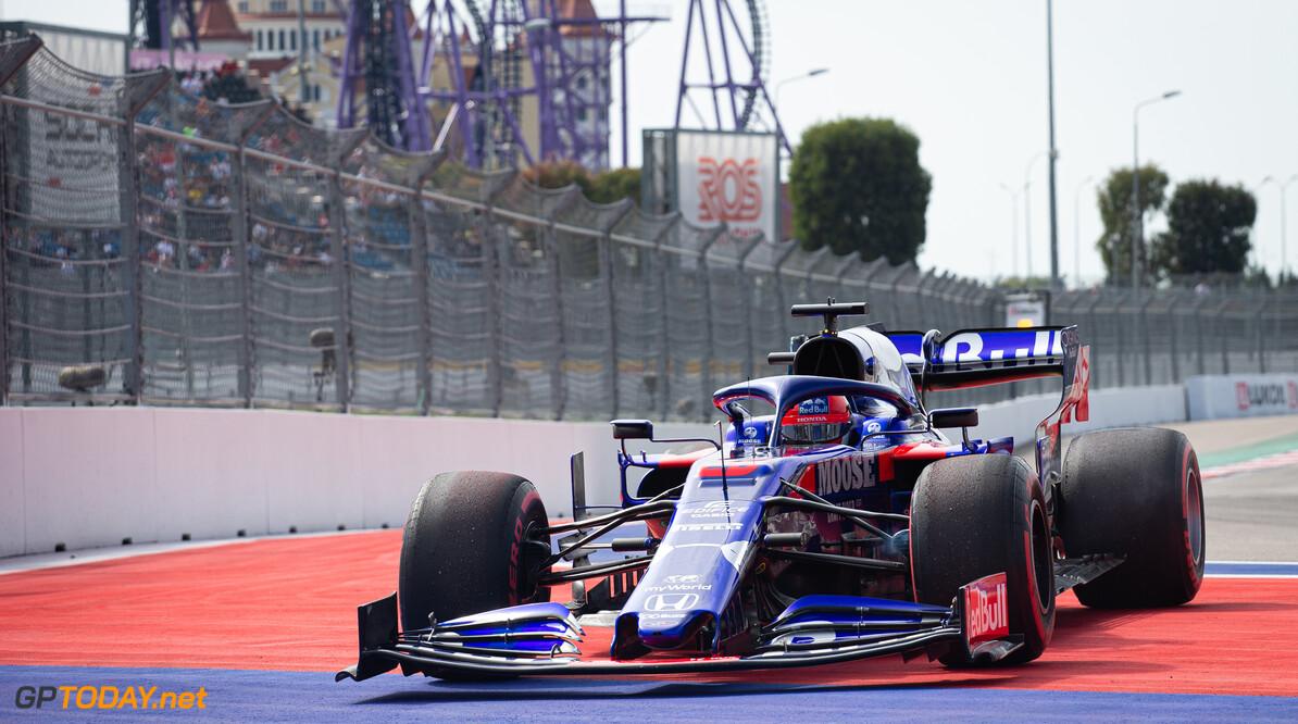 Scuderia Toro Rosso vraagt naamswijziging aan