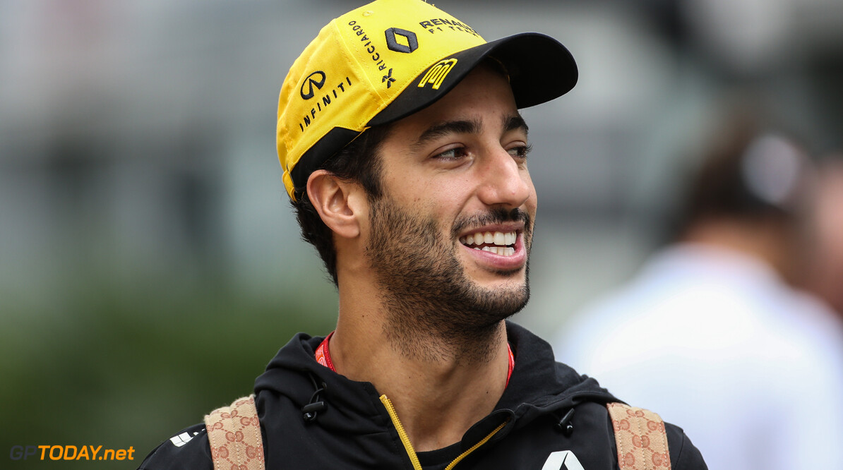 Formula One World Championship Daniel Ricciardo (AUS), Renault F1 Team  28.09.2019. Formula 1 World Championship, Rd 16, Russian Grand Prix, Sochi Autodrom, Sochi, Russia, Qualifying Day. - www.xpbimages.com, EMail: requests@xpbimages.com - copy of publication required for printed pictures. Every used picture is fee-liable. (C) Copyright: Charniaux / XPB Images Motor Racing - Formula One World Championship - Russian Grand Prix - Qualifying Day - Sochi, Russia XPB Images Sochi Russia  Formel1 Formel F1 Formula 1 Formula1 GP Grand Prix one Russia Russian Sochi Sochi Autodrom Sochi Autodrome Autodrome Autodrom Saturday September 28 09 9 2019 Portrait