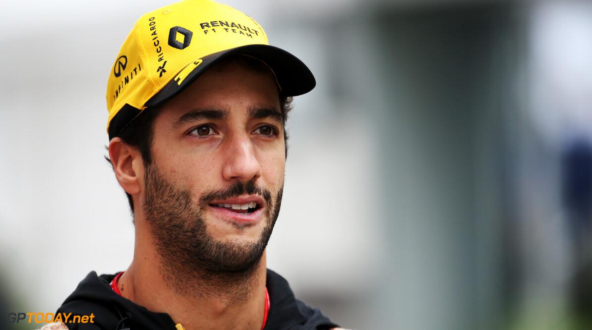 """Ricciardo: """"Dit is niet het juiste moment om format raceweekend te veranderen"""""""