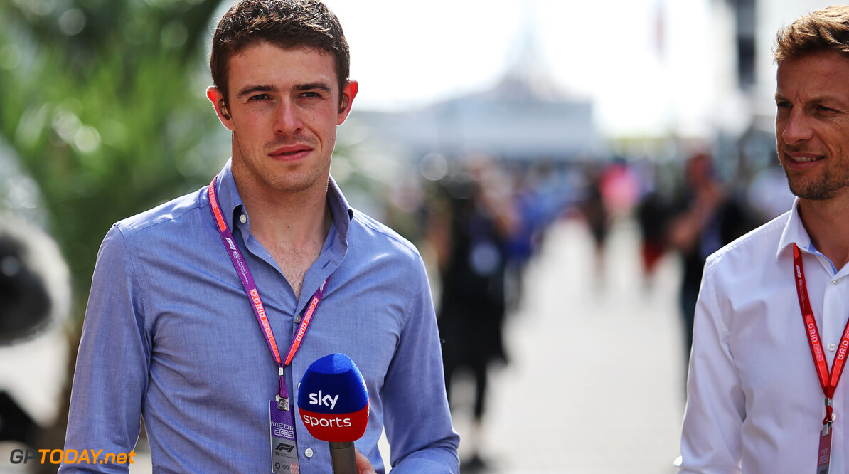 McLaren nominates di Resta as 70th Anniversary GP reserve driver