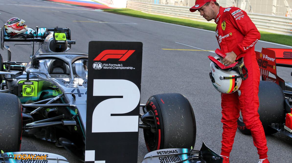 Sebastian Vettel marketingtechnisch interessant voor Mercedes