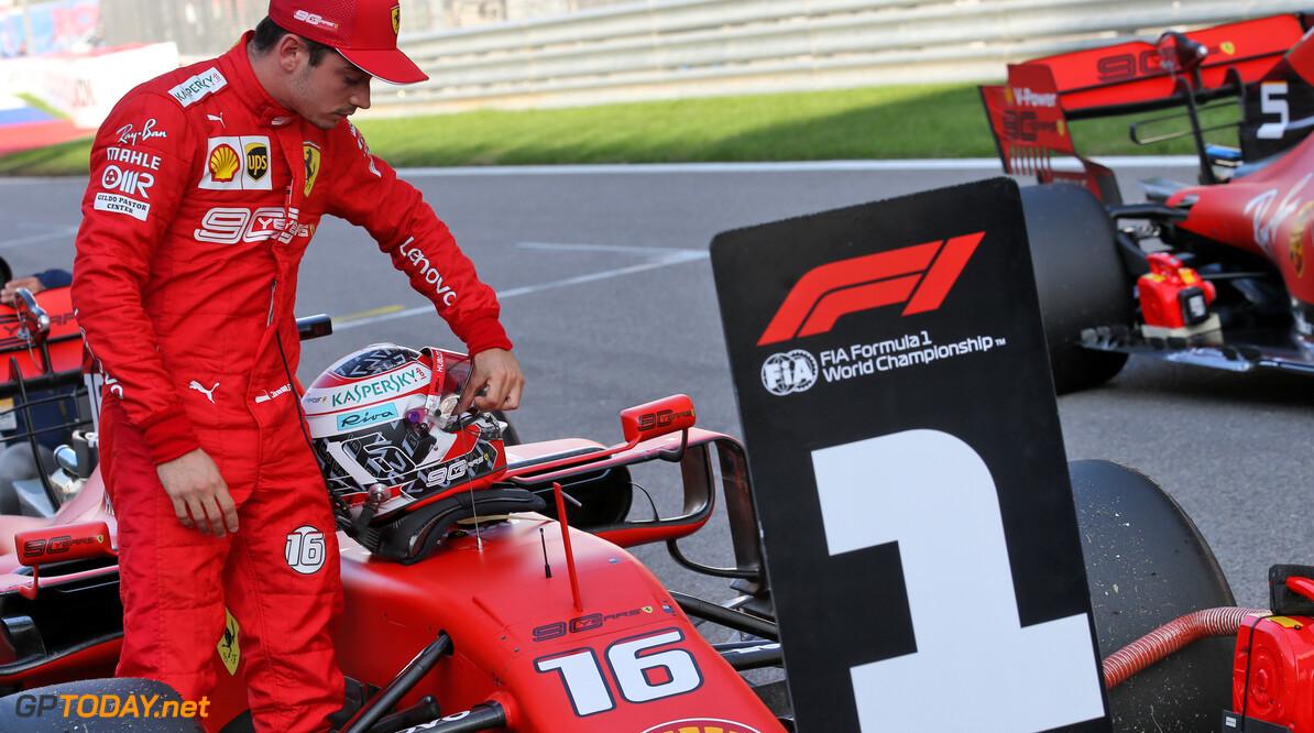 Leclerc urges Ferrari to 'focus on the job' following recent resurgence