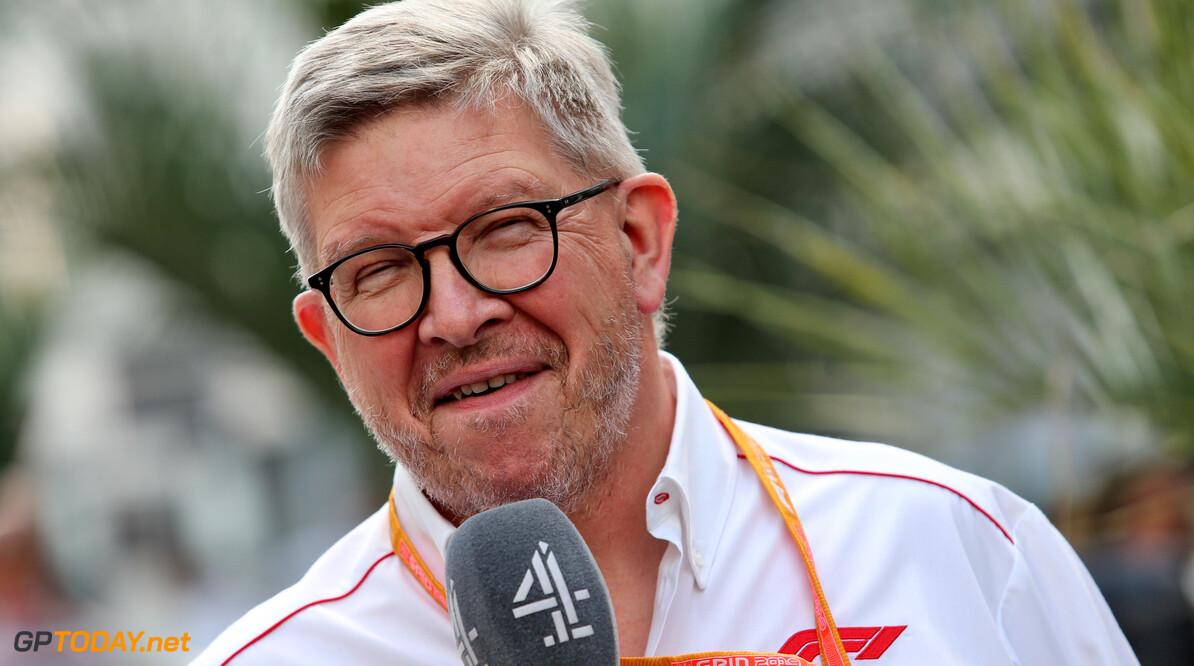 Ross Brawn na bizarre GP Italië: omgekeerde grid goed plan