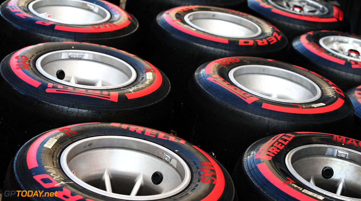 Pirelli announces tyre compounds for first four races of 2020