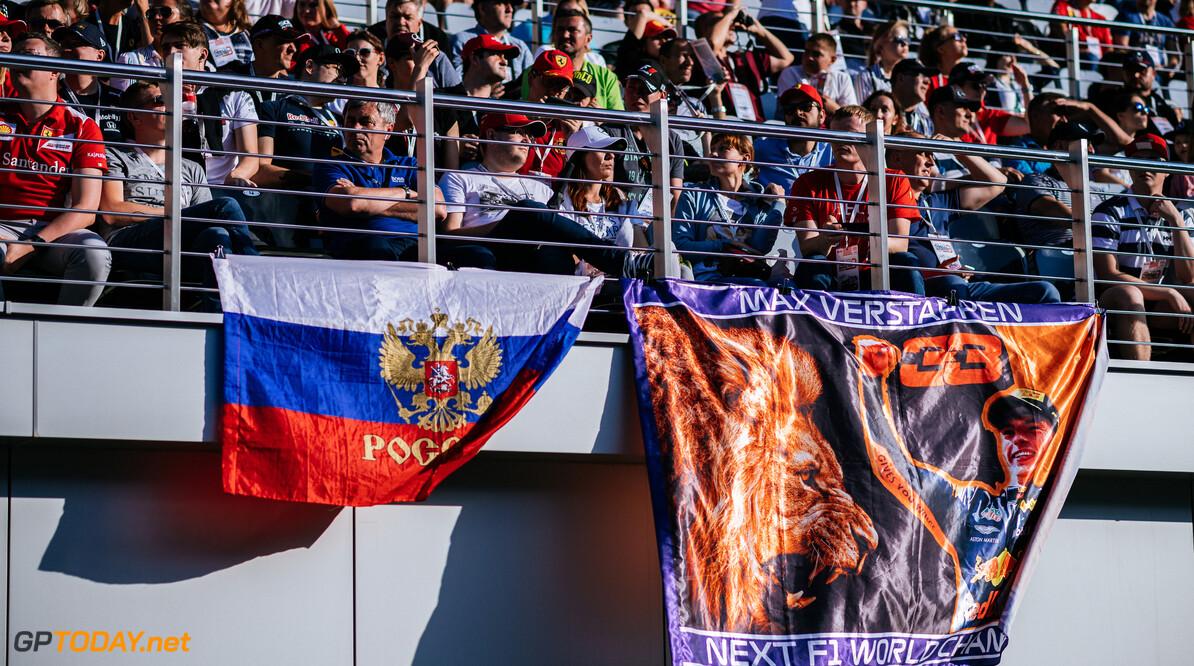 Circuit Sint-Petersburg ontkent gesprekken over Formule 1-race
