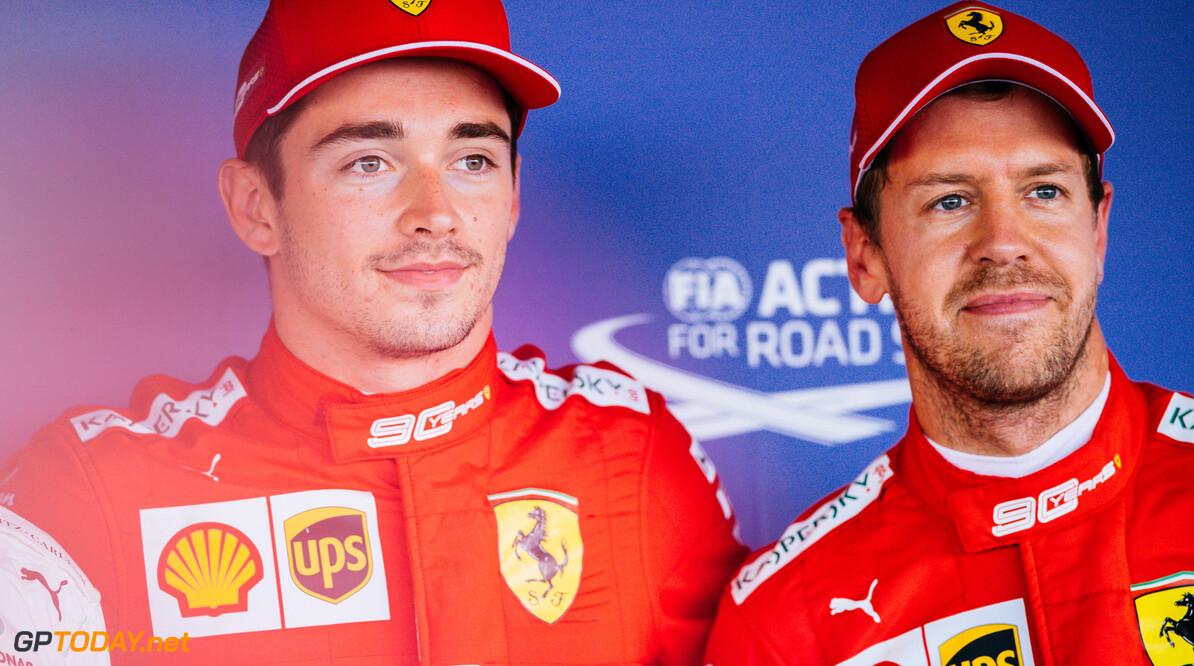 """Villeneuve voorspelt moeilijk 2020 voor Vettel: """"Iedereen wil Leclerc"""""""