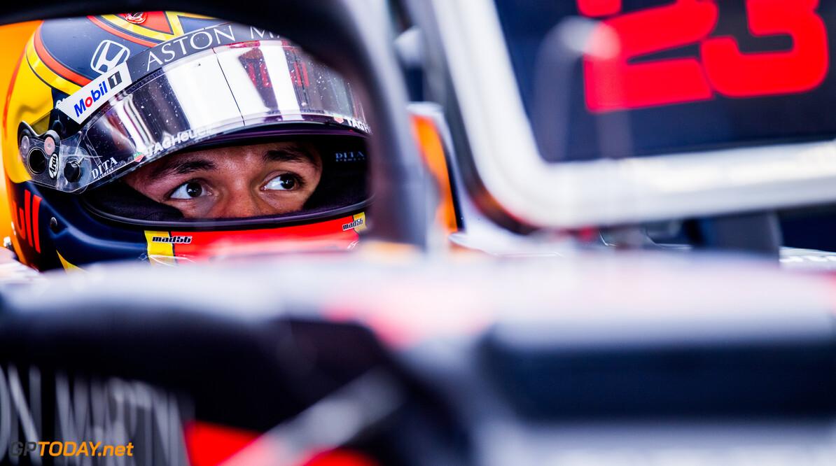 Albon: No Red Bull pressure amid 'open' relationship