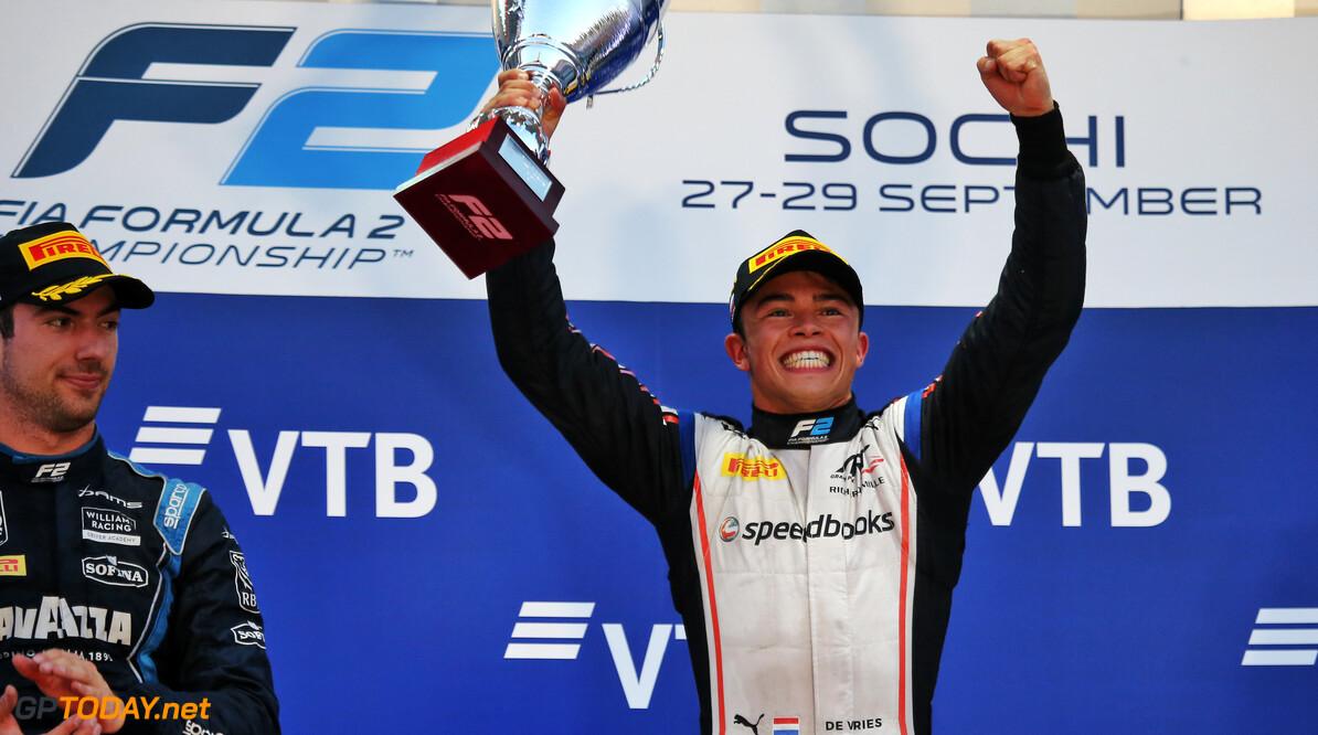 Nyck de Vries mag testen voor LMP1-team Toyota